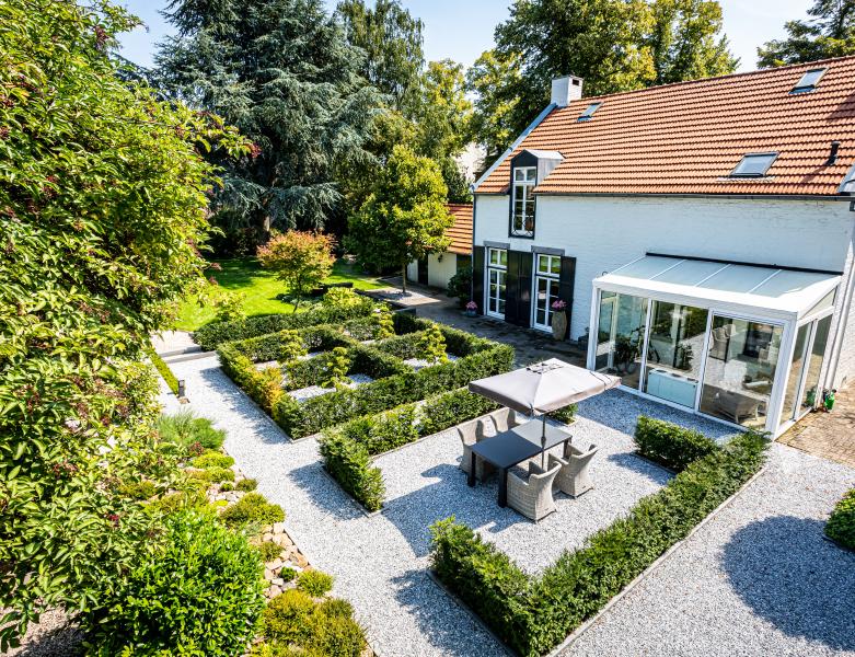 Lanelijke tuin in Maastricht - BTA Groen